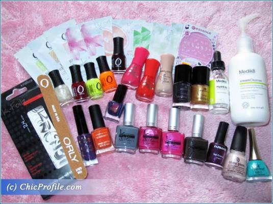 Chicprofile-Birthday-International-Giveaway-Medik8-Nail-Polish